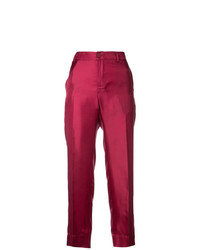 Pantalones pitillo rosa de F.R.S For Restless Sleepers