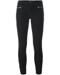 Pantalones pitillo verde oscuro de J Brand