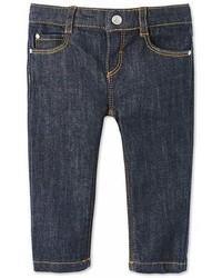 Pantalones vaqueros azul marino