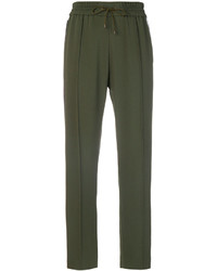 Pantalones verde oliva de Kenzo