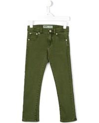Pantalones verde oliva de Levi's