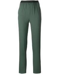 Pantalones Verde Oscuro de Antonio Marras