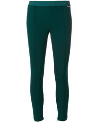 Pantalones Verde Oscuro de Twin-Set