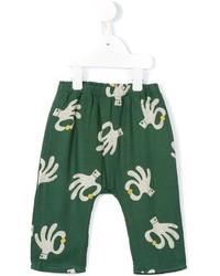 Pantalones verdes de Bobo Choses