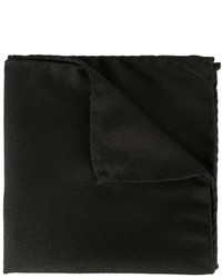 Pañuelo de bolsillo negro de DSQUARED2