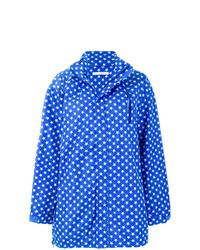 Parka azul de Givenchy