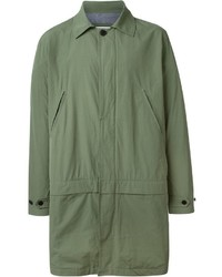 Parka Ligera Verde Oliva de Saturdays Surf NYC