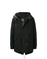 Parka negra de Mr & Mrs Italy