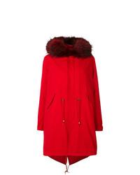 Parka roja de Furs66