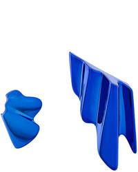Pendientes Azules de Saint Laurent
