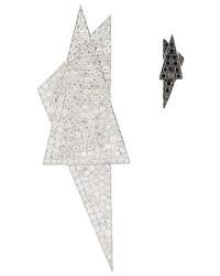 Pendientes grises de Elise Dray
