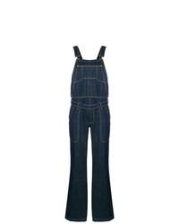 Peto vaquero azul marino de Dolce & Gabbana Vintage