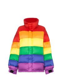 Plumífero Multicolor de Burberry