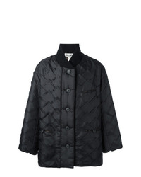 Plumífero negro de Issey Miyake Vintage