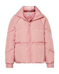 Plumífero rosado