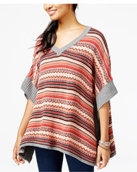 Poncho multicolor original 10213704