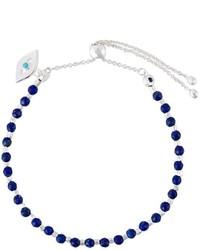 Pulsera Azul Marino de Astley Clarke