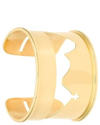Pulsera con adornos dorada de Francesca Romana Diana