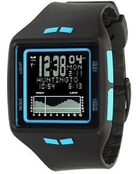 Reloj de goma negro de Vestal Watches