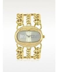 Reloj Dorado de Just Cavalli