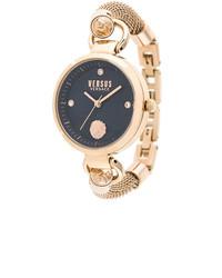 Reloj dorado de Versus