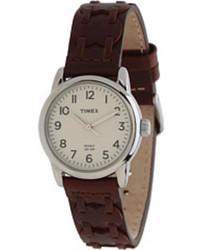 Reloj marrón