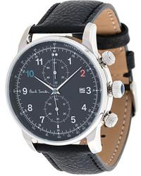 Reloj negro de Paul Smith