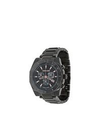Reloj negro de Roberto Cavalli