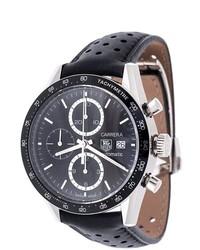 Reloj negro de Tag Heuer