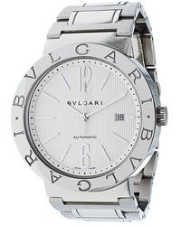 Reloj Plateado de Bulgari
