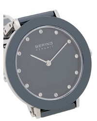 Reloj plateado de BERING