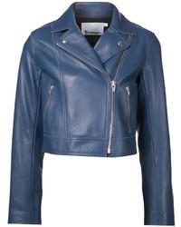 Ropa de abrigo azul marino