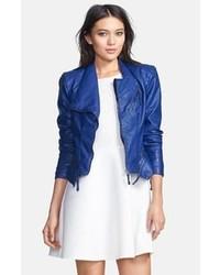 Ropa de abrigo azul