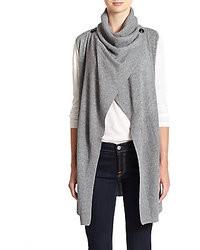 Ropa de abrigo gris