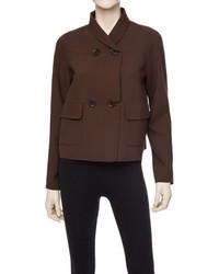 Ropa de abrigo marrón