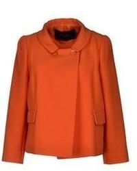 Ropa de abrigo naranja