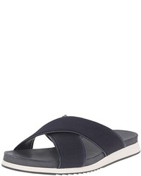 Sandalias azul marino de Calvin Klein