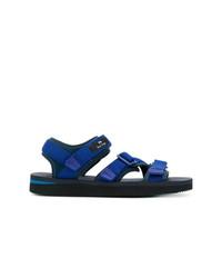 Sandalias azul marino de Ps By Paul Smith