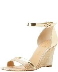 Sandalias con cuna doradas original 9785610