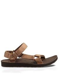 Sandalias marrónes de Teva