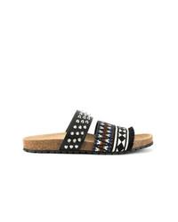 Sandalias negras de DSQUARED2