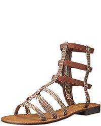 Sandalias romanas marrón claro de Chinese Laundry
