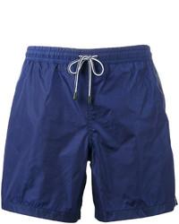 Shorts de baño azul marino de Fay