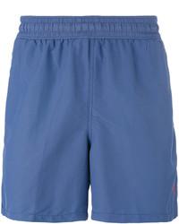 Shorts de baño azules de Polo Ralph Lauren