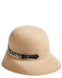 Sombrero de Lana Beige