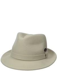 Sombrero de lana en beige de Kangol