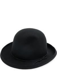 Sombrero de lana negro de CA4LA