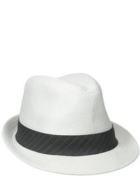 Sombrero de paja blanco de Haggar