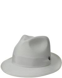Sombrero de paja blanco de Stetson