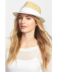 Sombrero en beige